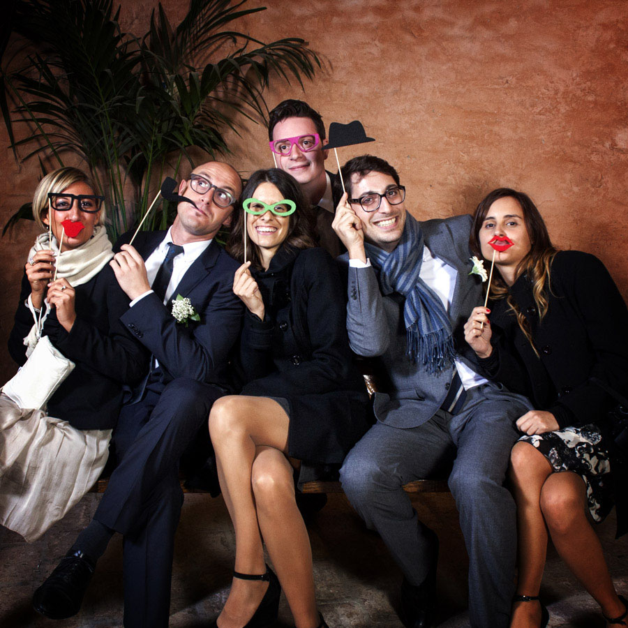 Wedding Photobooth a Reggio Emilia, Parma, Modena e Bologna
